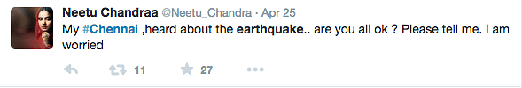 #NepalEarthquake:Cease & Desist From Spreading Rumours