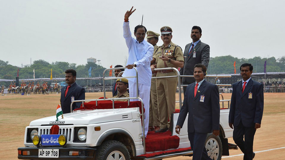 <!--StartFragment-->Telangana&nbsp;Chief Minister K. Chandrasekhar Rao. (Photo: Reuters)<!--EndFragment-->