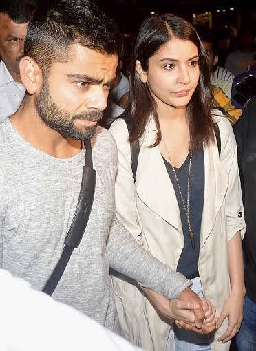 Does Virat Kohli have a cameo in Anushka Sharma starrer <i>Bombay Velvet</i>? (Photo: Yogen Shah)