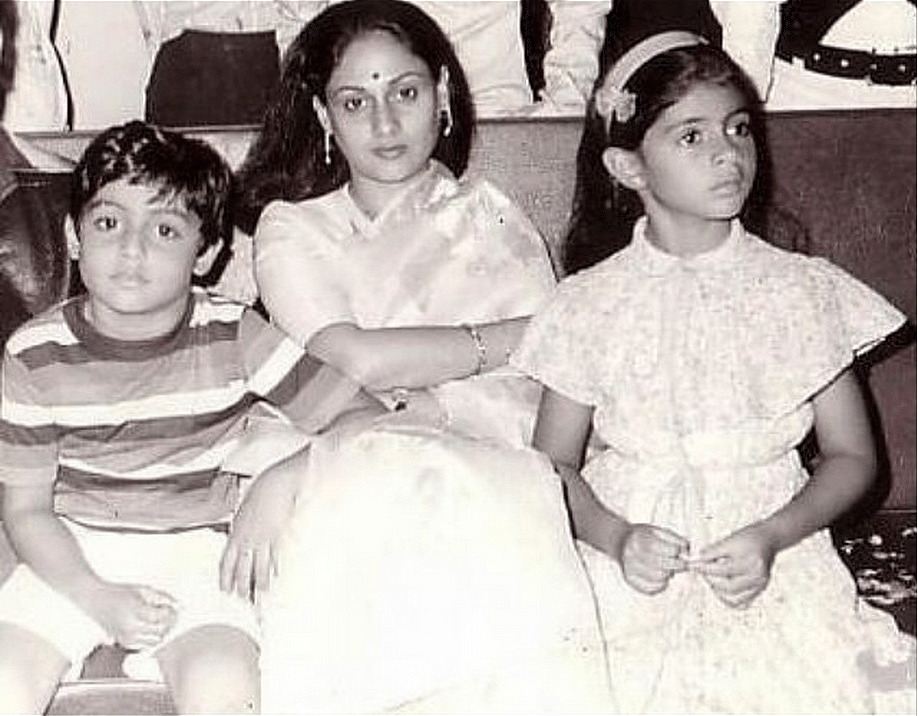 Jaya Bhaduri, a dedicated mother, took a back seat at the height of success in her career to raise her children.
