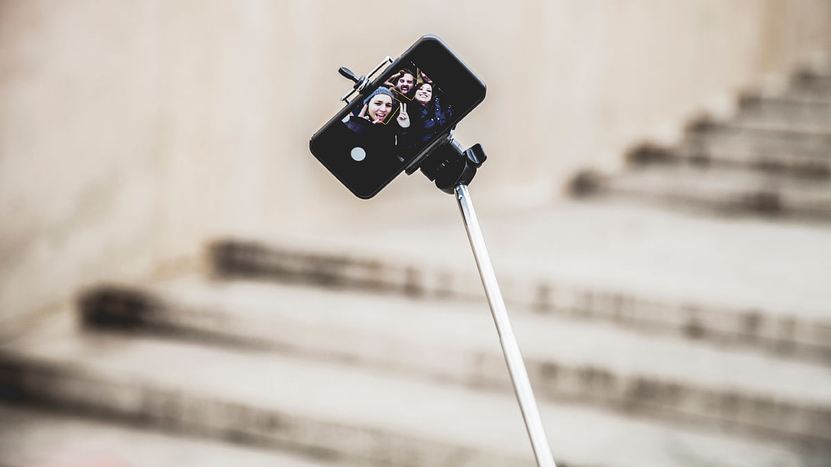 Representational image of a selfie. (Photo: iStockphoto)