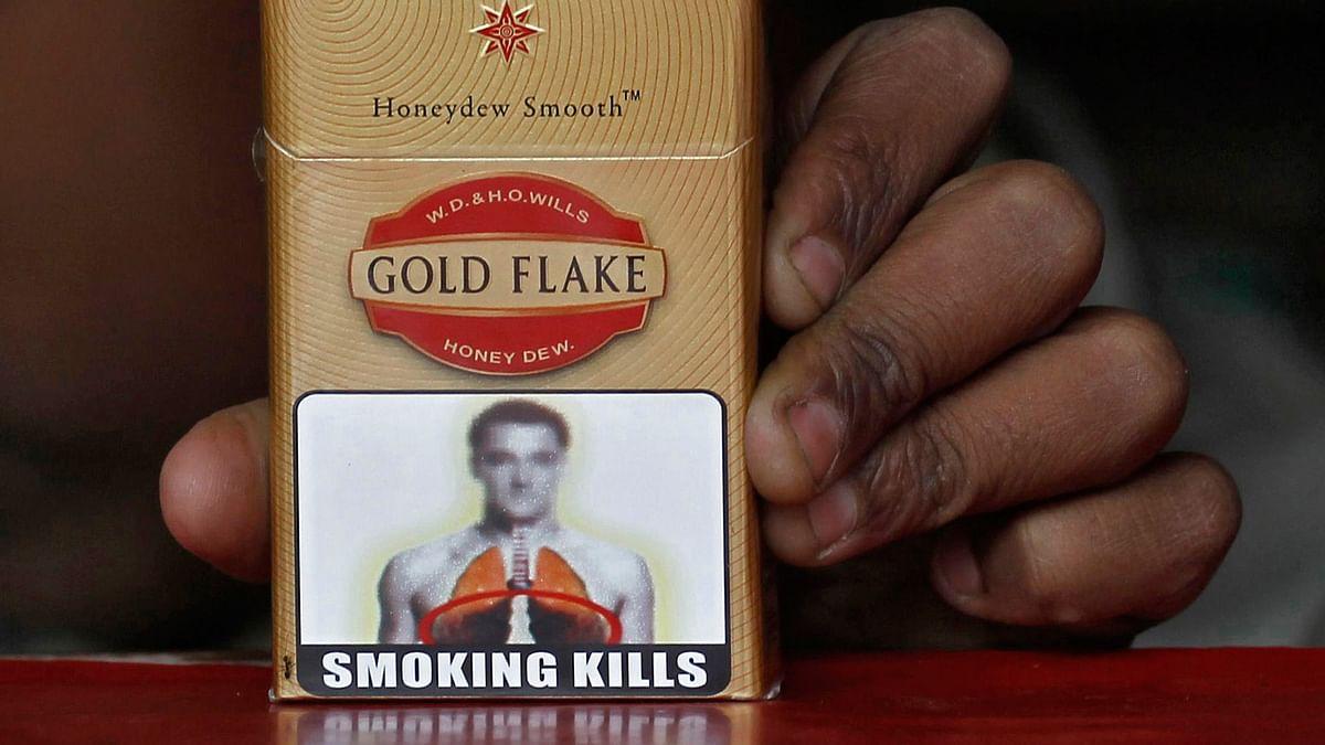 Govt Changes Tack, Promises Pictorial Warnings on Cigarette Packs