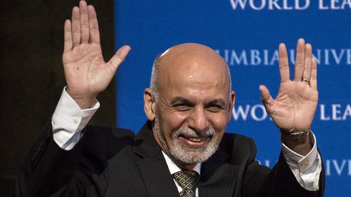 Afghan President Ashraf Ghani (Photo: Reuters)