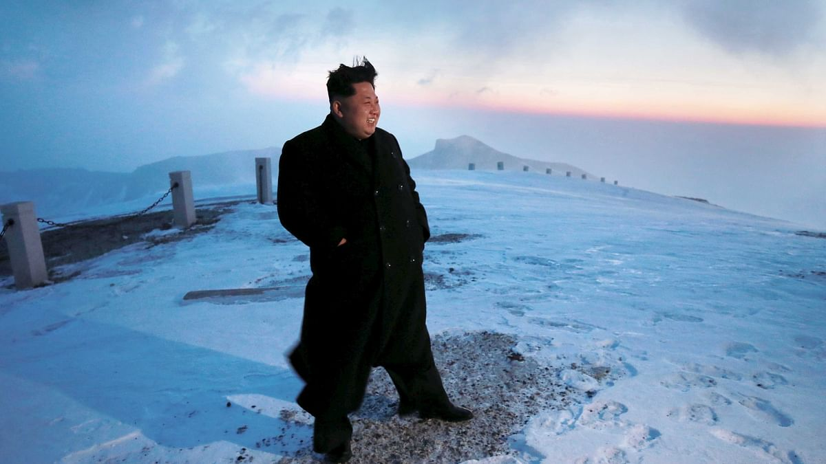 Kim Jong-Un, Supreme Leader of North Korea. (Photo: Reuters)