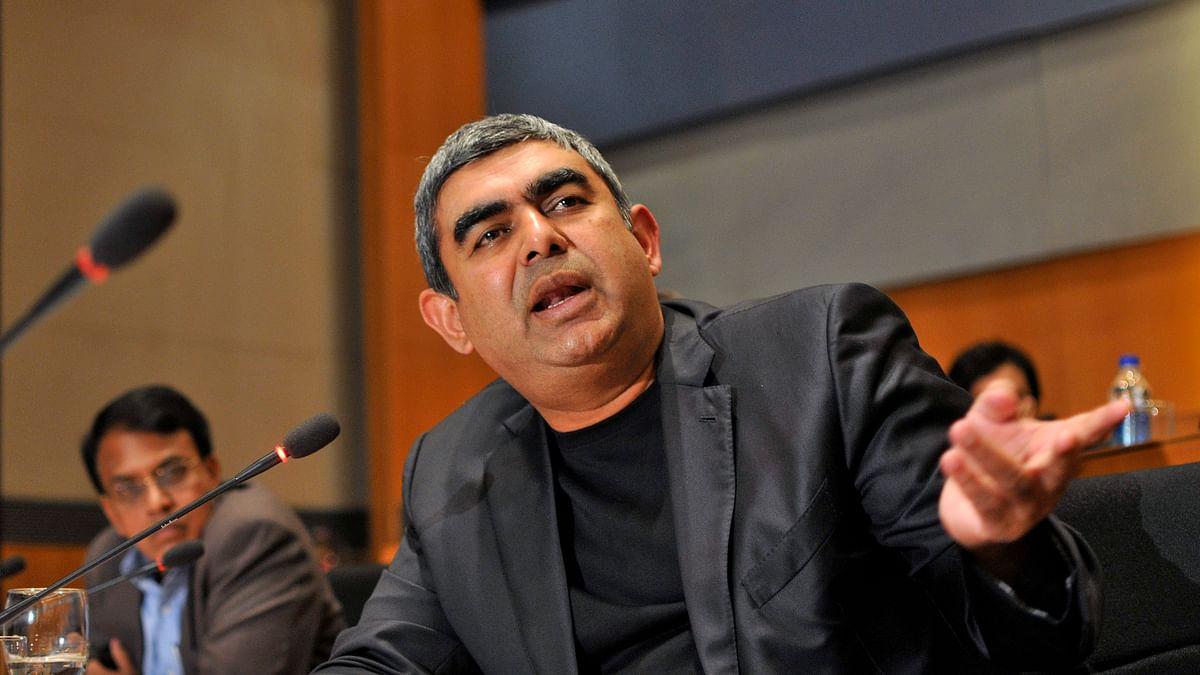 Infosys CEO Vishal Sikka. (Photo: Reuters)