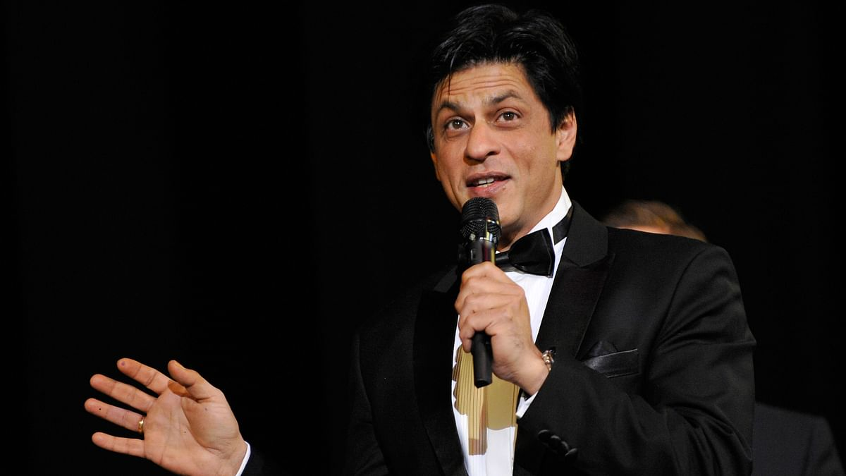 Shah Rukh Khan does not get angry easily. (Photo: Reuters)