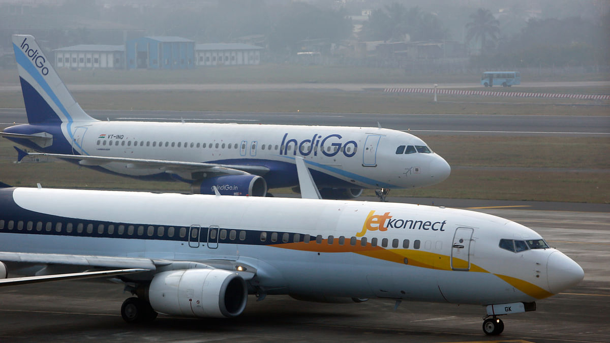 COVID-19: With Planes Grounded, IndiGo, GoAir Pilots Take Pay-cut