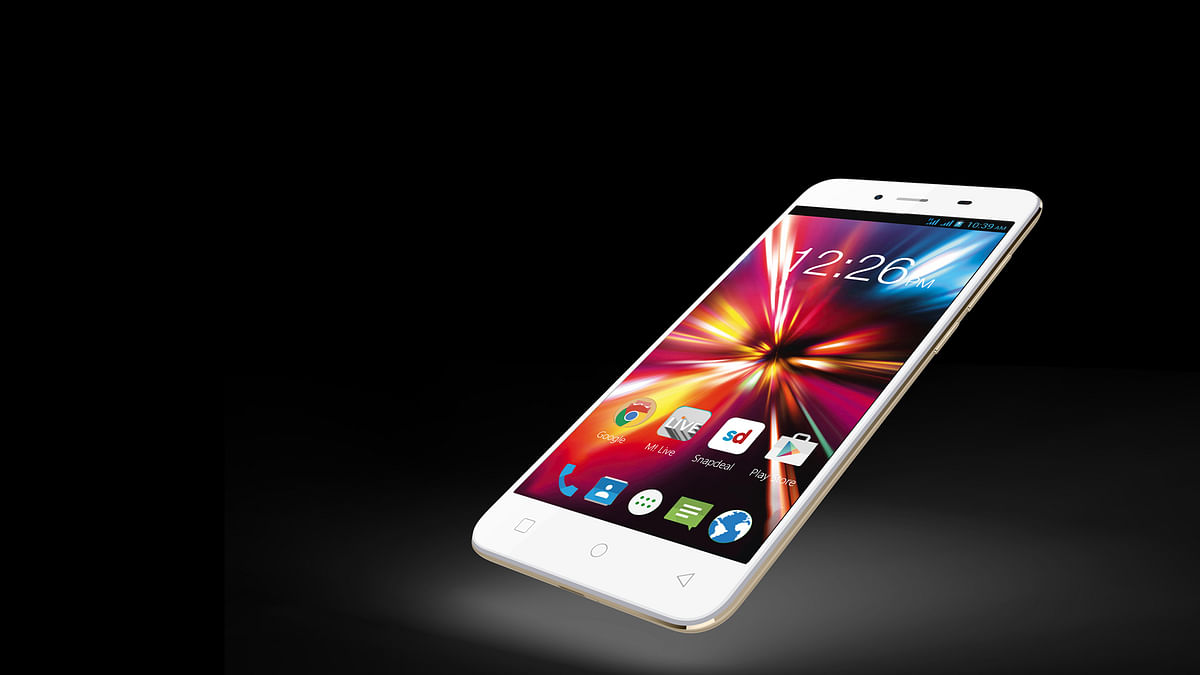 Micromax Canvas Spark is priced at Rs 4,999. (Photo: Micromax)