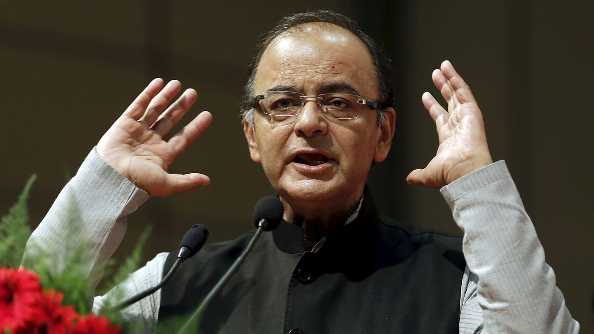 US Must Decide Appropriately on H-1B Visa Policy: Arun Jaitley