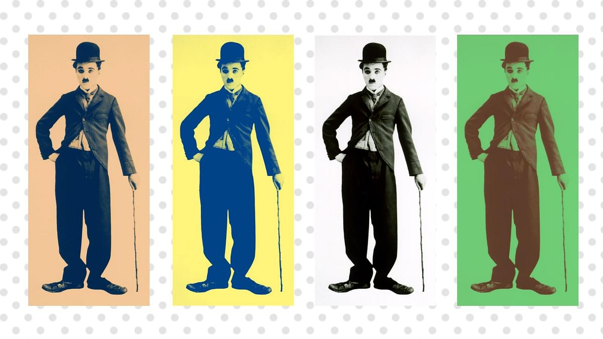 Charlie Chaplin lives on in the Indian psyche as the ultimate comic.