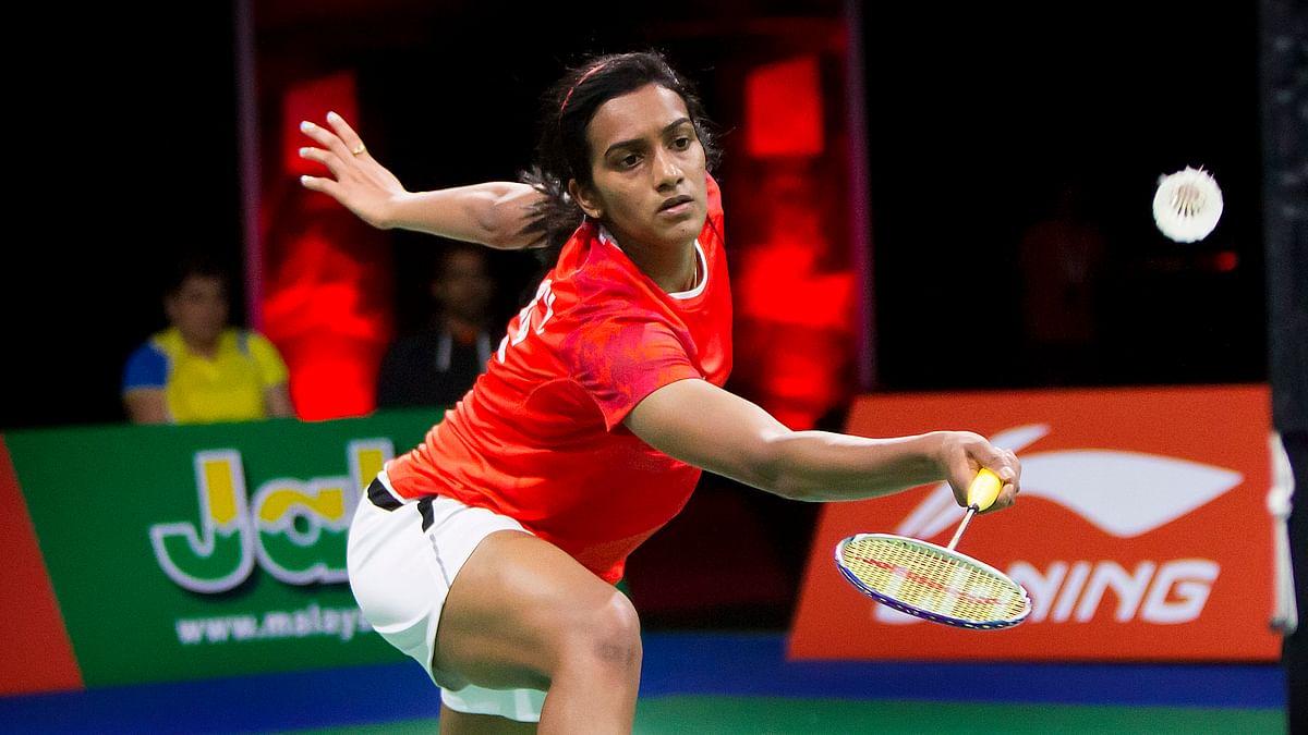 Kashyap Enters Pre-quarters of Asia Championship