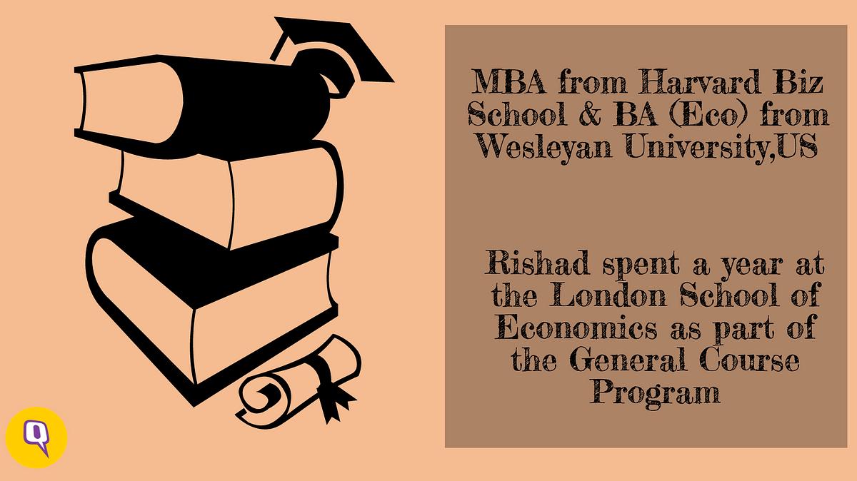 Infograph: Who is Rishad Premji?