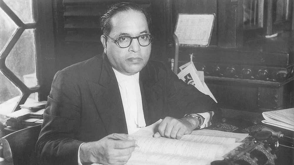Father of the Indian Constitution, Dr Ambedkar, Wanted to Burn It
