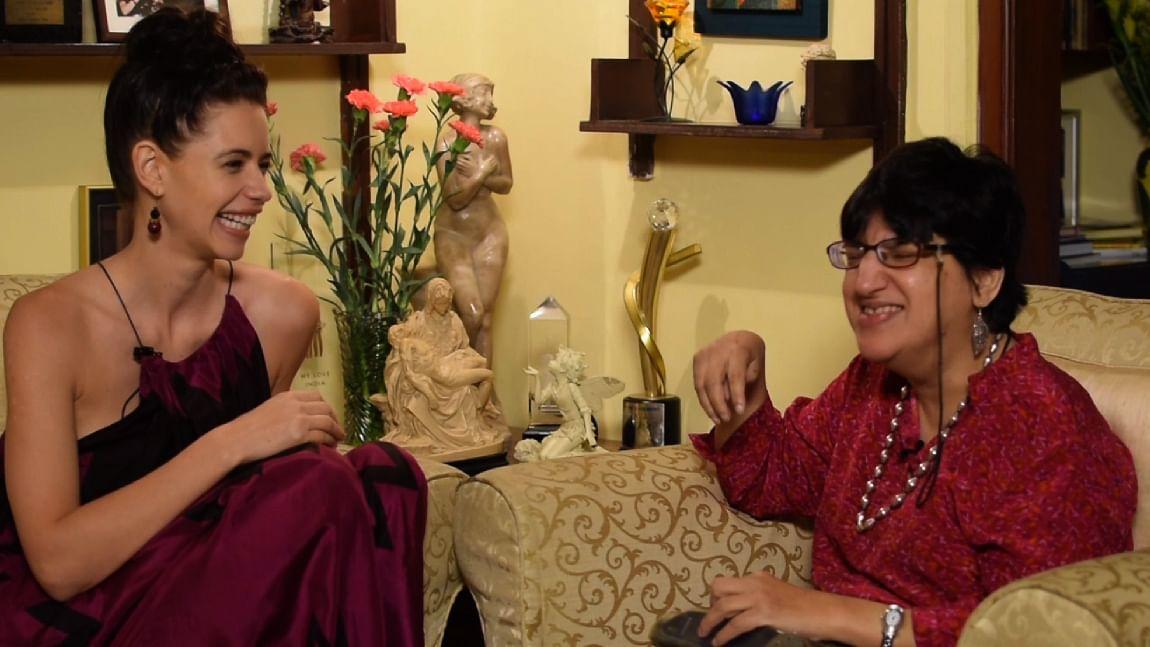 Kalki Koechlin and Malini Chib were instrumental in the making of <i>Margarita With A Straw</i>&nbsp;