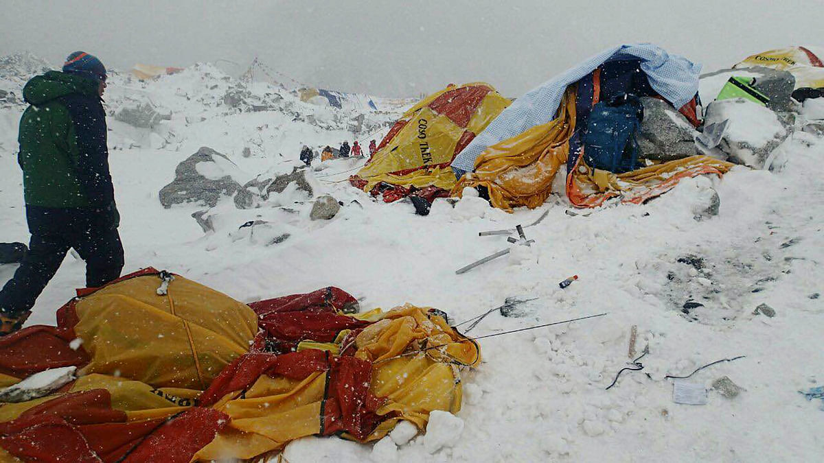 COVID-19: China Shuts Down Everest Over Coronavirus