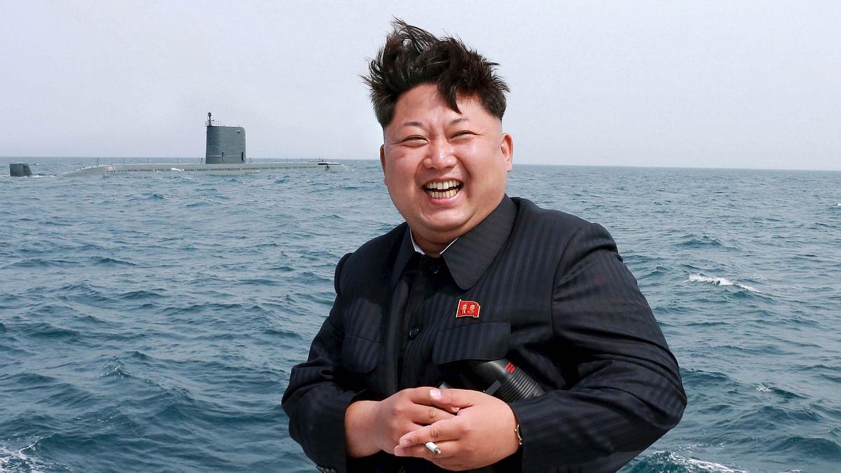 North Korean leader Kim Jong Un (Photo: Reuters/<i>KCNA</i>)