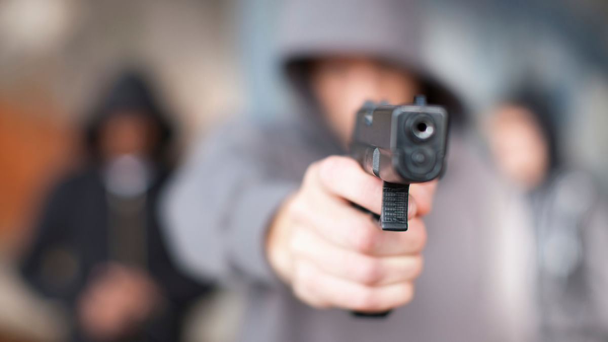 Shots fired inside a courtroom in east Delhi on Wednesday. (Photo: iStockphoto)