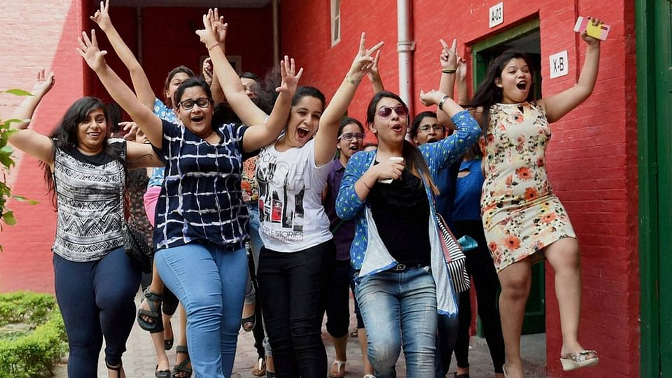 The race for admission in Delhi University has begun.(Photo: PTI)