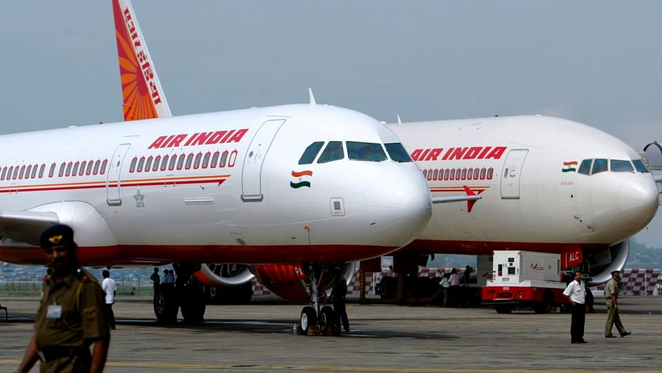 Air India aircrafts. (Photo: Reuters)