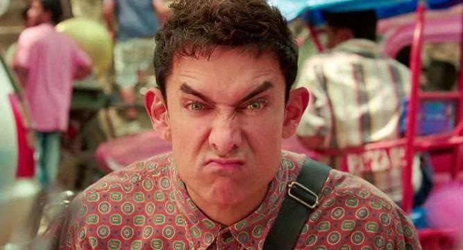 Aamir Khan in <i>PK</i>
