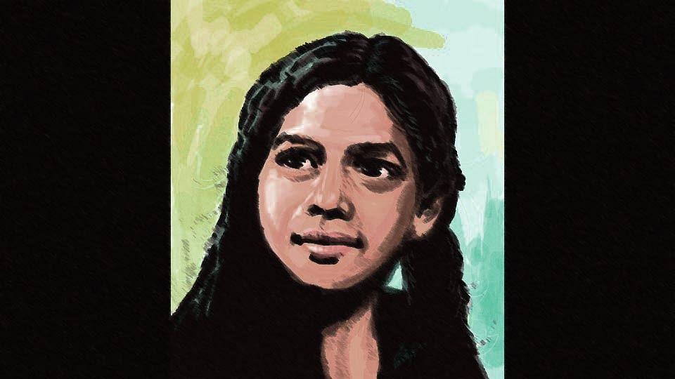 "Artist's impression of Aruna Shanbaug. (Courtesy: <a href=""https://www.facebook.com/pages/Aruna-Shanbaug-Case/238954026171811?sk=timeline"">Aruna Shanbaug Case Facebook Page</a>)"