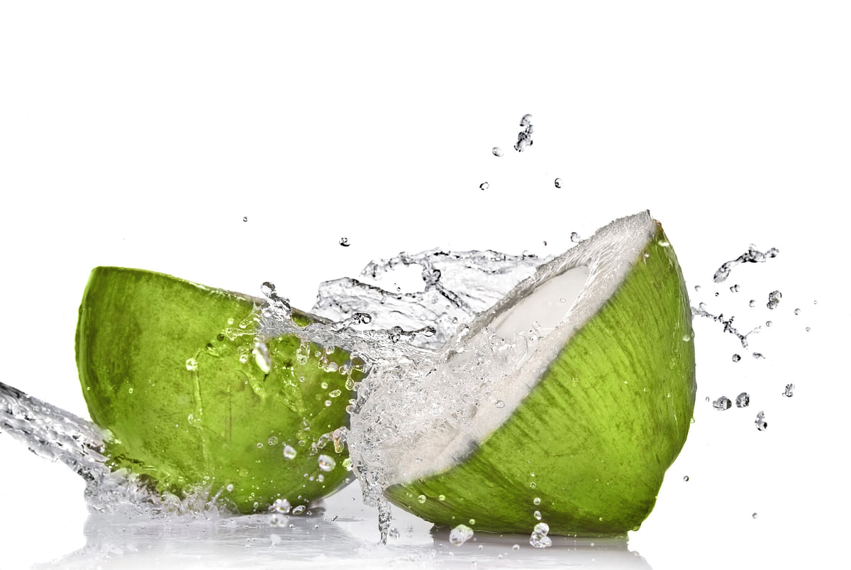 Coconut water; the well known electrolyte provider. (Photo: iStock)
