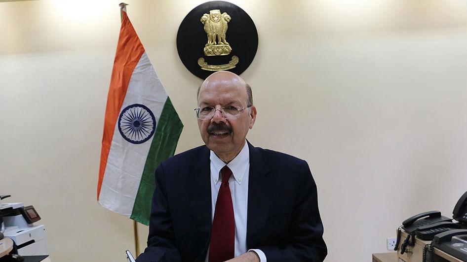 "Chief Election Commissioner Nasim Zaidi. (Photo Courtesy: <a href=""http://eci.nic.in/eci_main1/photo_gallery.aspx"">ECI.in</a>)"