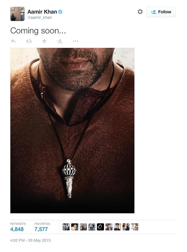 Salman Thanks SRK, Aamir for Tweeting Bajrangi Bhaijaan First Look