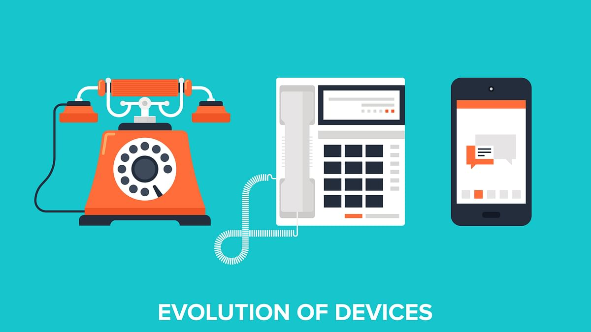 The slow but slick evolution of mobile devices in India.