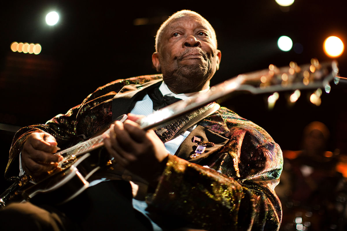 BB King is Not Dead: A Remembrance