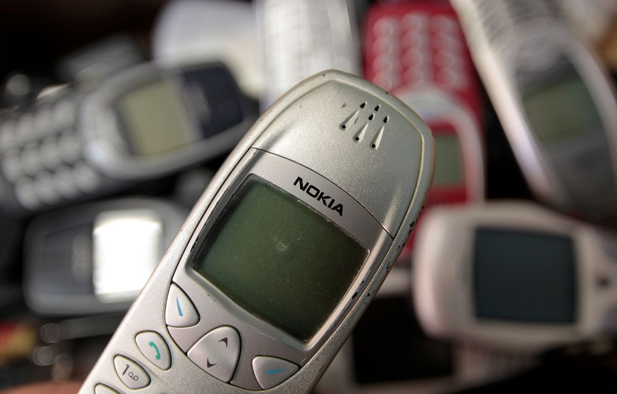 Old models of Nokia mobile phones made India mobile. (Photo: Reuters)