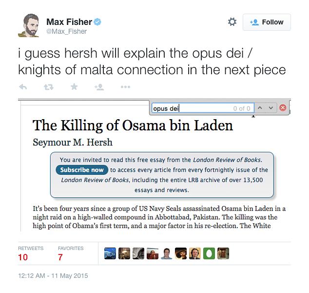 Zero Dark Thirty: Had Obama Lied About Osama's Death?