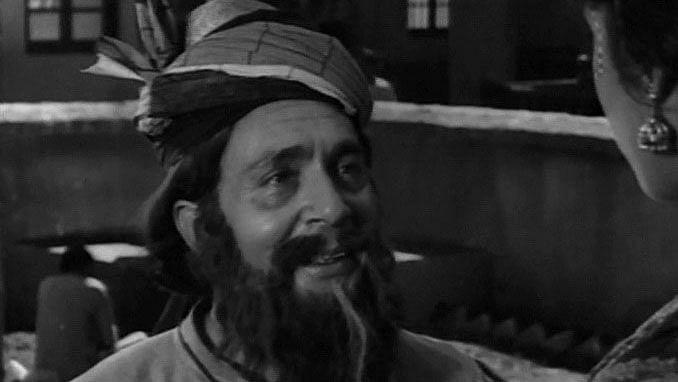 A still from Kabuliwala ( 1961)