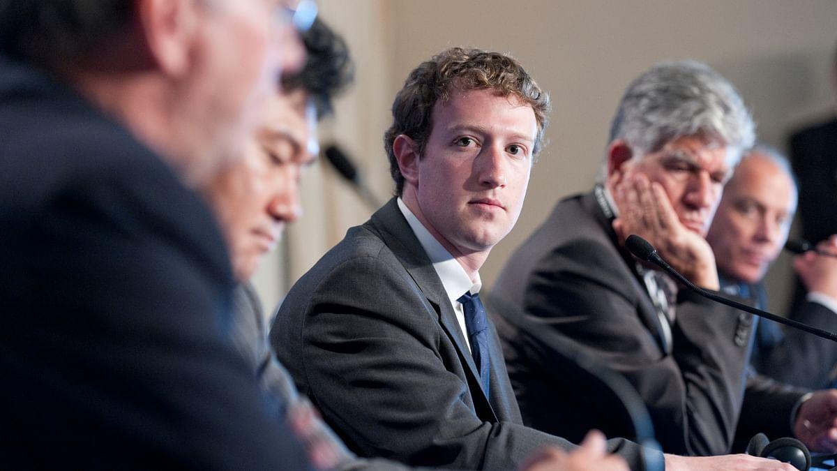 Mark Zuckerberg. (Photo: iStock)