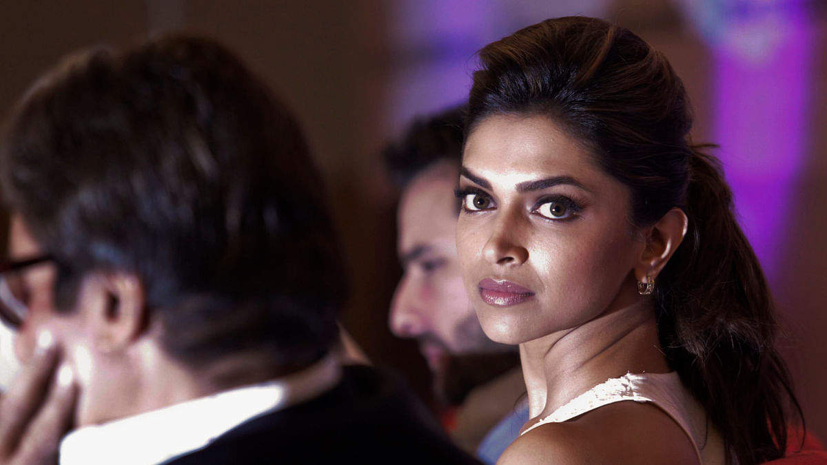 Deepika Padukone's box-office clout is as good or bad as that of any top Bollywood hero.