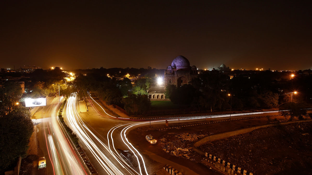 One of the world's worst blackouts took place in Delhi on July 31, 2012.(Photo: Reuters)