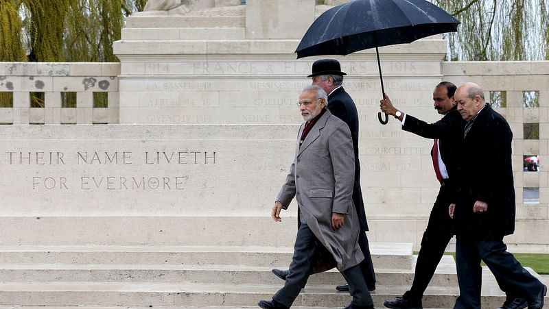 #NaMo365: India's Defence Sector is Looking for a VisionaryModi