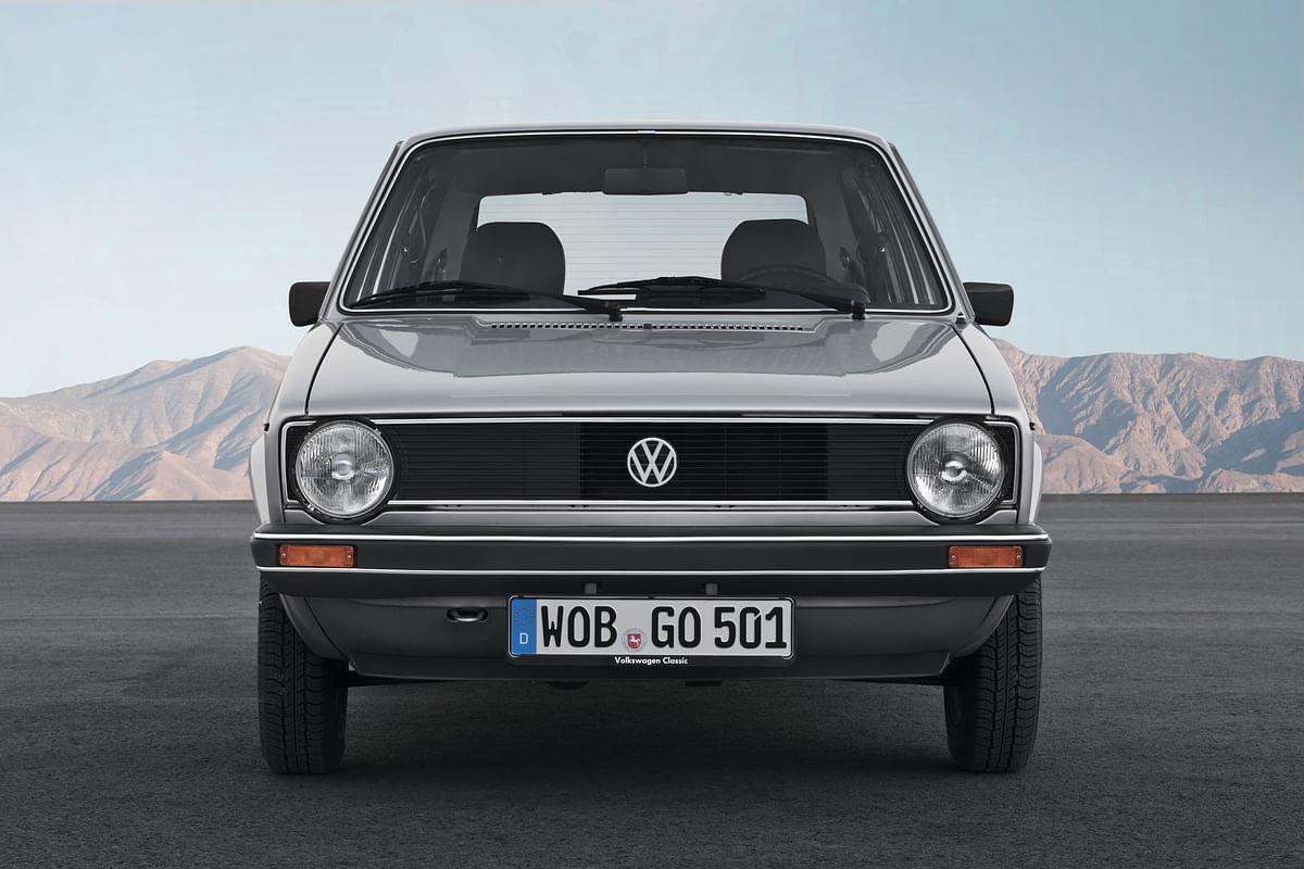 "Volkswagen Golf Make 1. (Photo: <a href=""http://media.vw.com/"">Volkswagen</a>)"