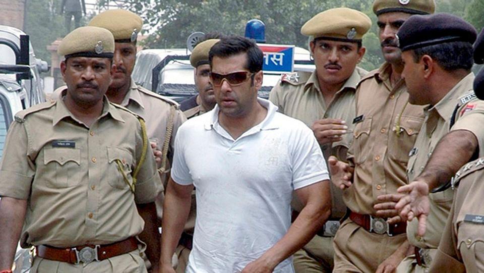 Actor Salman Khan. (Photo: Reuters)