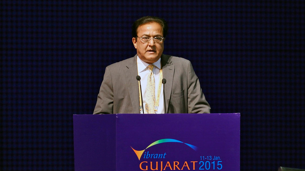 File photo of Yes Bank Chief Executive and Managing Director Rana Kapoor.