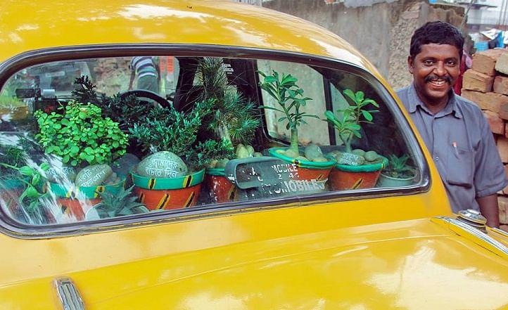 "(Photo Courtesy: Facebook.com/<a href=""https://www.facebook.com/profile.php?id=100008750044564"">Bapi Green Taxi</a>)"