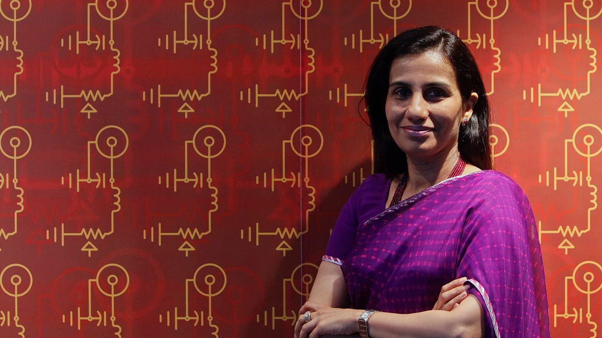 <!--StartFragment-->ICICI bank head Chanda Kochhar is on the 35th spot on the Forbes list. (Photo: Reuters)<!--EndFragment-->
