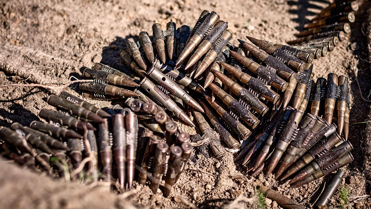 Our current stock of bullets will run out in 20 days in case of a war. (Photo: iStock)