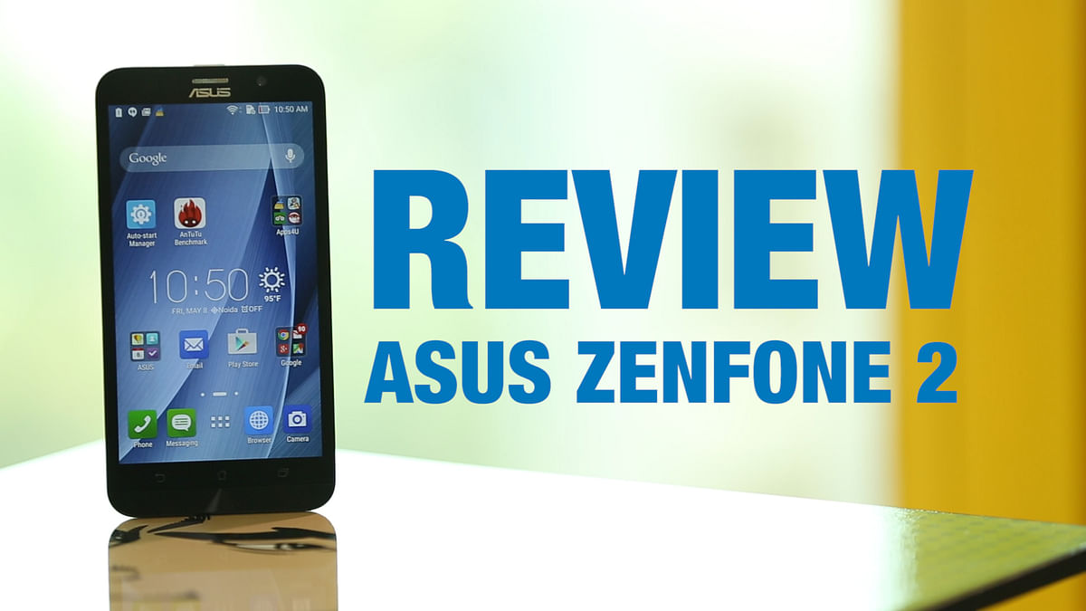 Asus Zenfone 2 comes with a Massive 4GB RAM (Photo: The Quint)