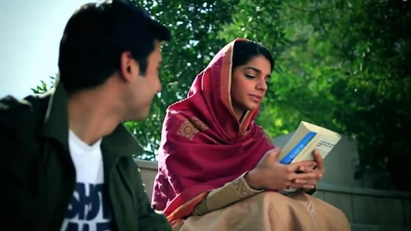 A screengrab from one of the most popular Pakistani dramas, <i>Zindagi Gulzaar Hai</i>.