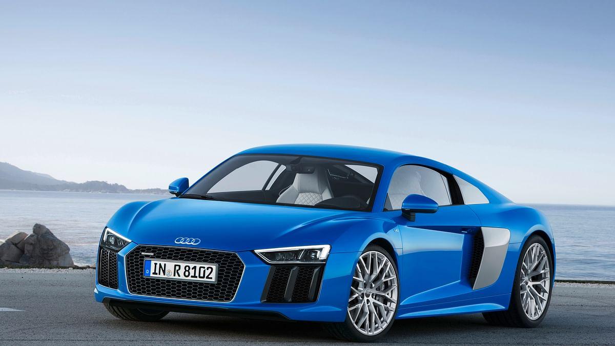 Audi R8 (Photo: Audi)