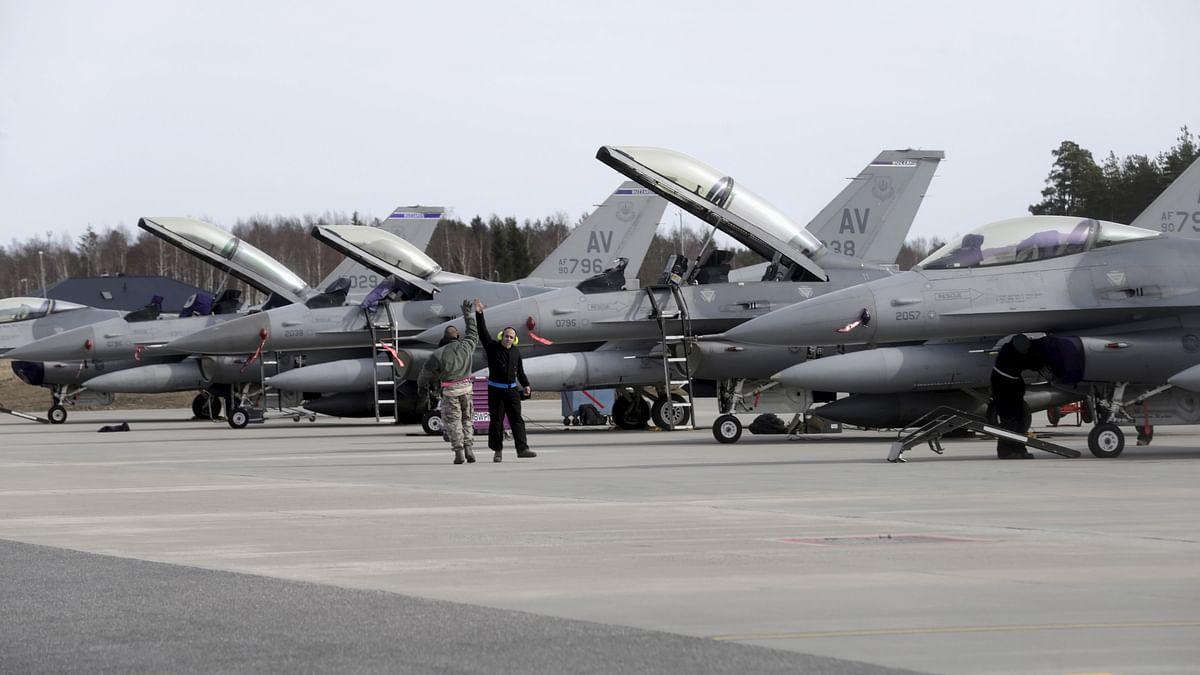 """Trump May Take a """"Fresh Look"""" at Lockheed Martin's India F-16 Plan"""
