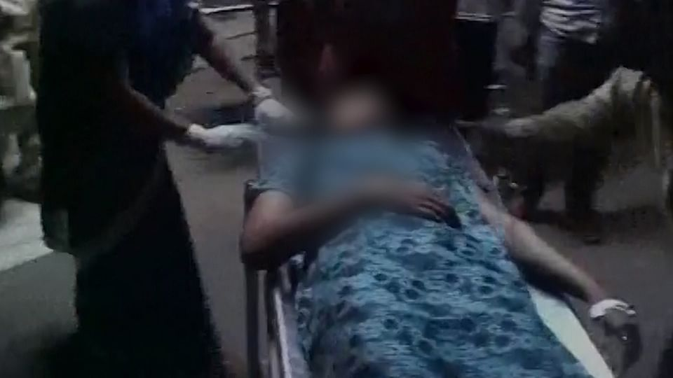 <!--StartFragment-->One of the three survivors of the alleged 'suicide pact' that resulted in the death of a 15-year-old at the SAI hostel in Kerala. (Photo: ANI)<!--EndFragment-->