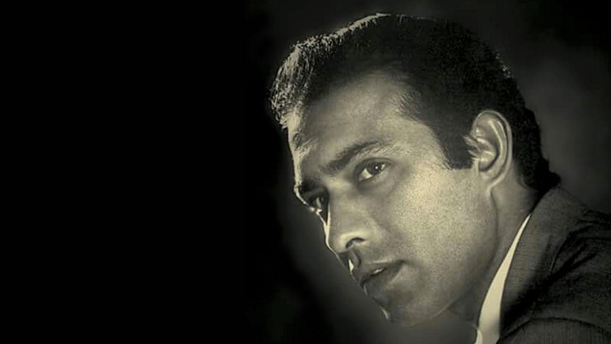 Legendary Bollywood singer Talat Mahmood