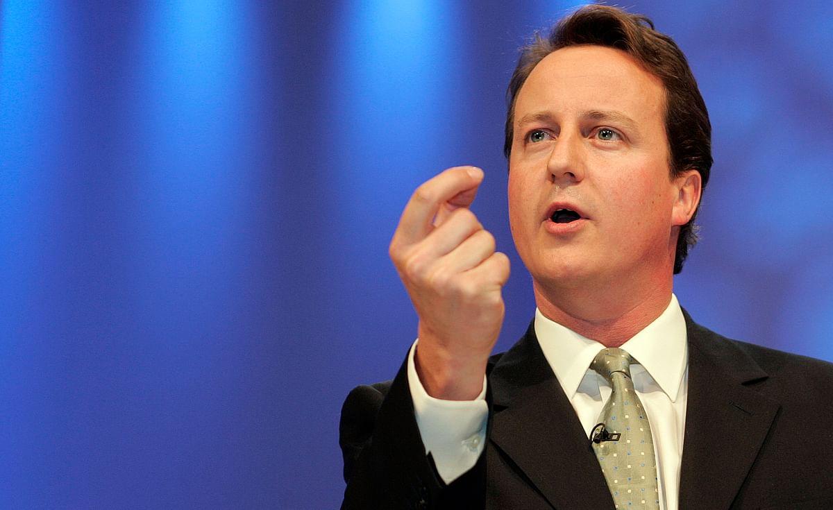 Britain Prime Minister David Cameron. (Photo: Reuters)